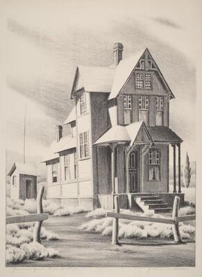 Genuine Queen Anne Cottage