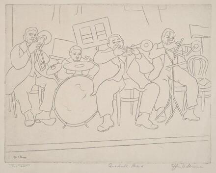 Quadrill Band