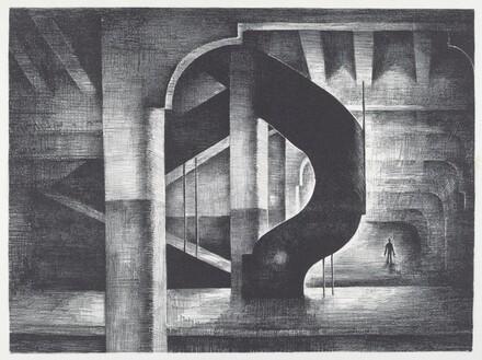 Untitled (Underground Man)
