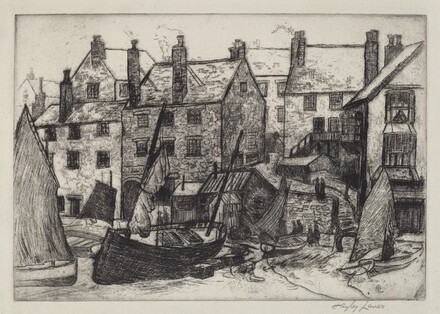 Winter, St. Ives, Cornwall