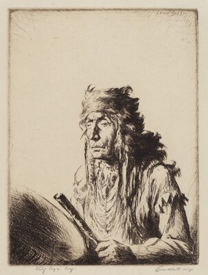 Chief Eagle Calf