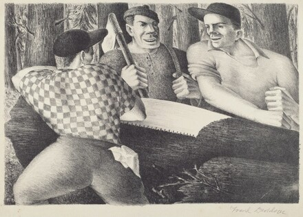 Untitled (Lumberjacks)