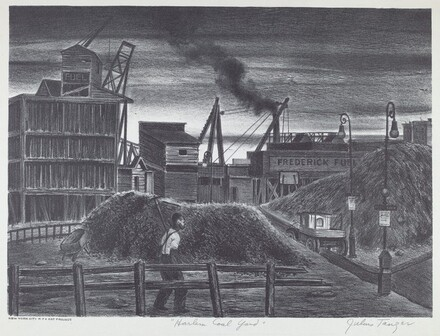 Harlem Coal Yard