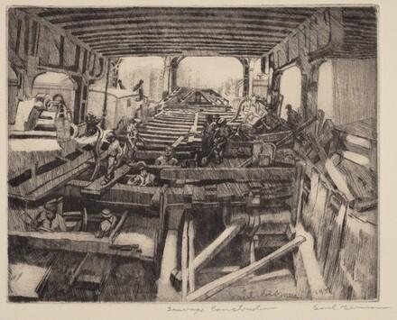 Sewerage Construction