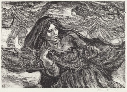 Untitled (Woman Fishing)