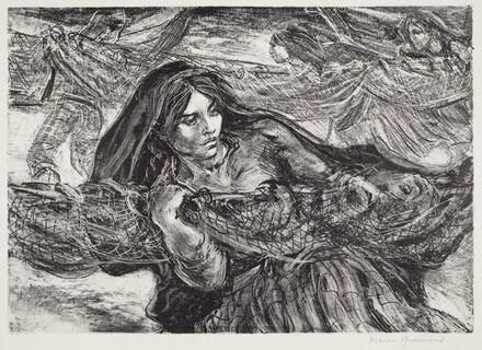 Untitled (Woman Fishing)