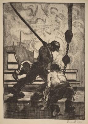 Workers (Three Men Working)