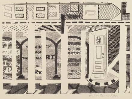 Untitled (Urban Architectural Fragments)