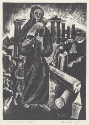 Civilization in Flight, Guernica, 1937