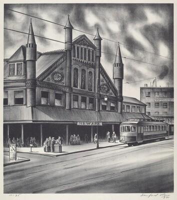 Market Street Station