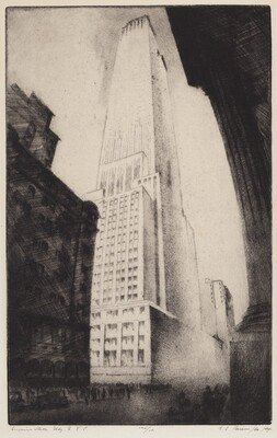 Empire State Building, N.Y.C.