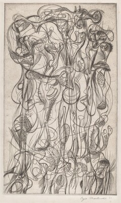 Untitled (Standing Figures)