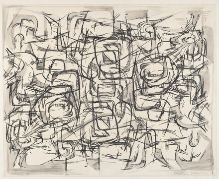 Untitled (Surrealist abstraction)