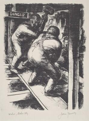 Workers, Radio City
