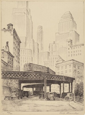 Untitled (New York Scene)