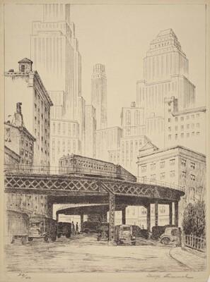 Untitled (New York Scene)