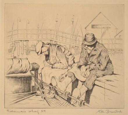 Fisherman's Wharf S. F.