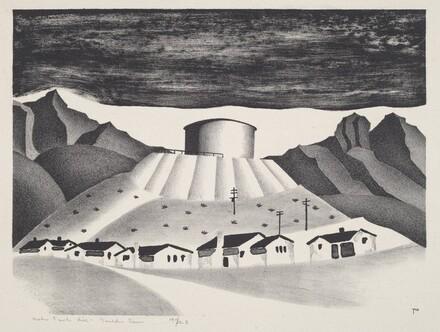 Water Tank Hill - Boulder Dam