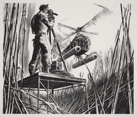 Untitled (Surveying the Land)