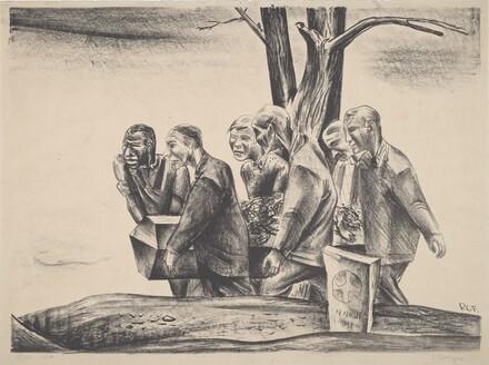 Miner's Funeral