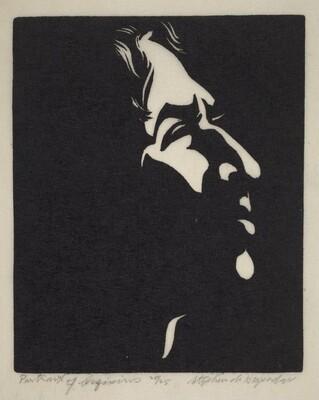 Portrait of Siqueiros