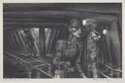 Mine Tunnel—7th Level