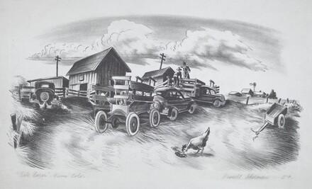 Sale Barn. Yuma, Colorado