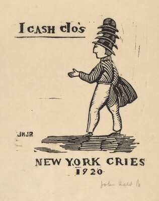 I Cash C/O's - New York Cries