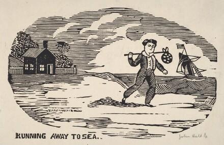 Running Away to Sea
