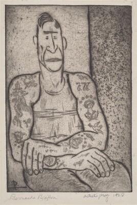 Seaman Jim Waters (aka) The Tattooed Poet