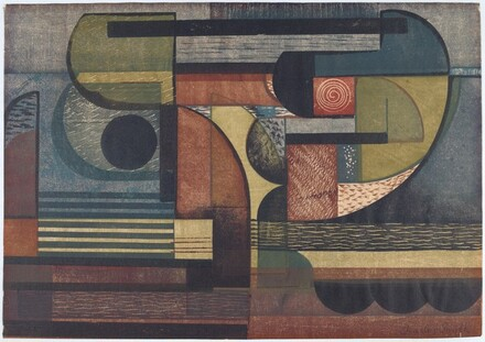 Untitled (Large Abstraction)