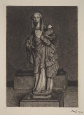 Gothic Virgin