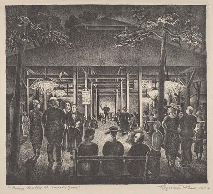 Camp Meeting at Tindal's Grove