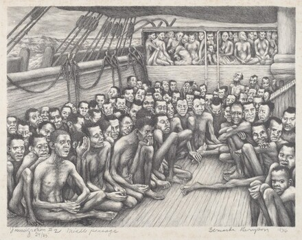 Immigration #2, Middle Passage