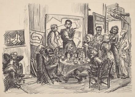 Avant-Garde (The Patteran Society)