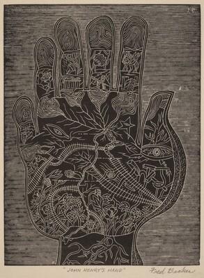 John Henry's Hand