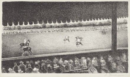 Untitled (Racetrack)
