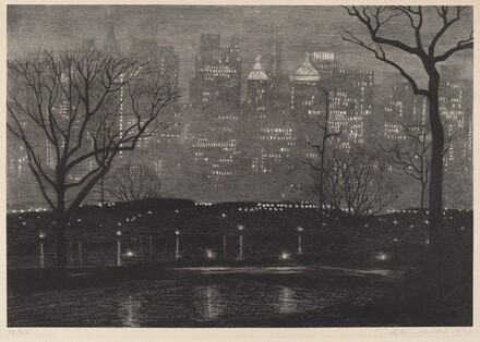 Untitled (Central Park)