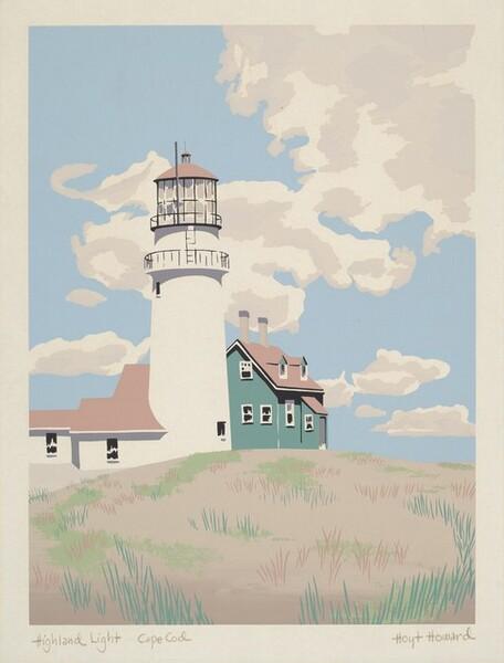 Highland Light - Cape Cod