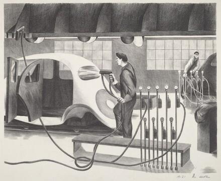 Untitled (Auto Paint Shop)