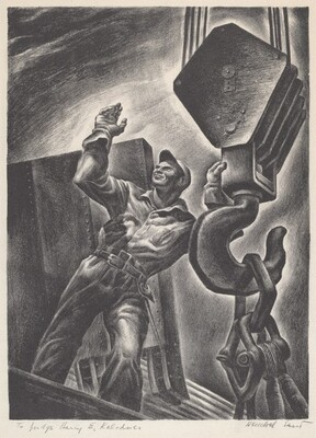 Untitled (Construction Worker)