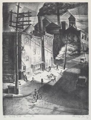 Textile Mills Kensington