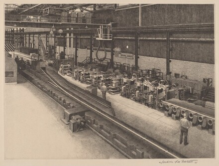 Twelve Inch Mill