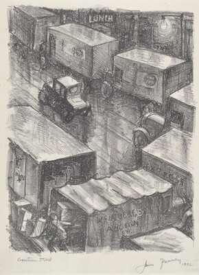 Crosstown Street