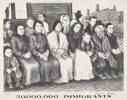 30,000,000 Immigrants