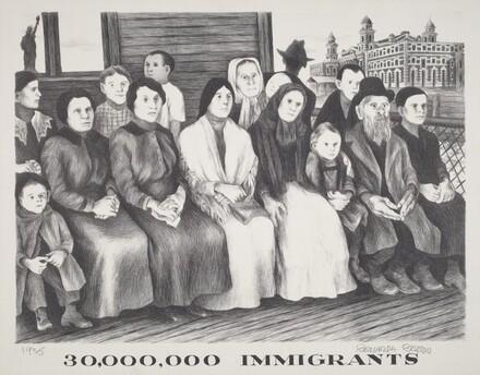 30,000,000 Immigrants