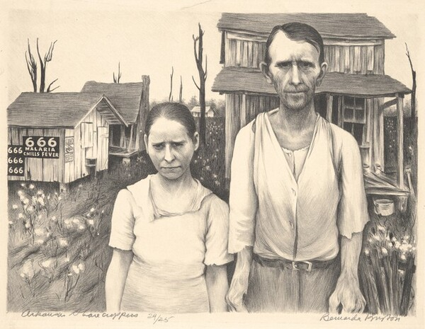 Arkansas Sharecroppers