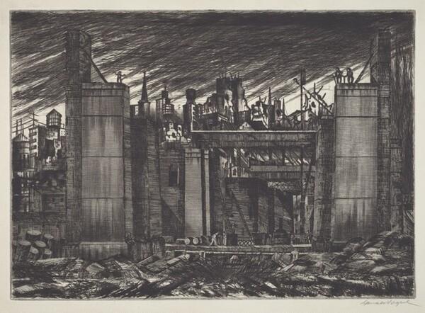 Triborough Bridge Clearing