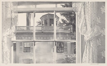 Window in Wiscasset
