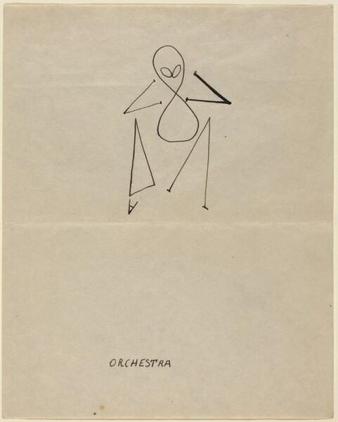 Orchestra (Les Montmartroises: dérniéres danses des apaches)